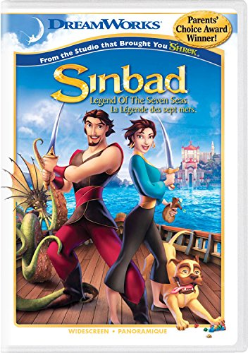 Get Sinbad: Legend Of The Seven Seas On Video