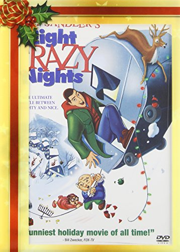 Get Adam Sandler's Eight Crazy Nights On Video