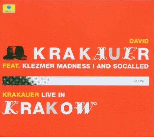 Live in Krakow by David Krakauer
