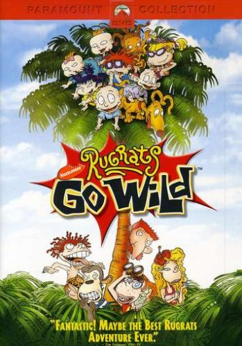 Get Rugrats Go Wild On Video