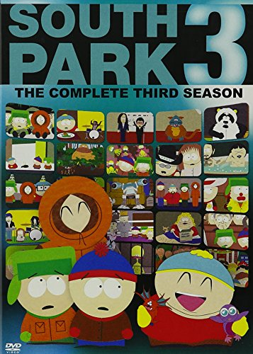 South Park - The Complete Third Season DVD