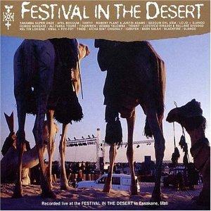 Various Artists: Festival in the Desert