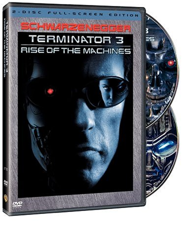 Terminator 3 - Rise of the Machines  DVD