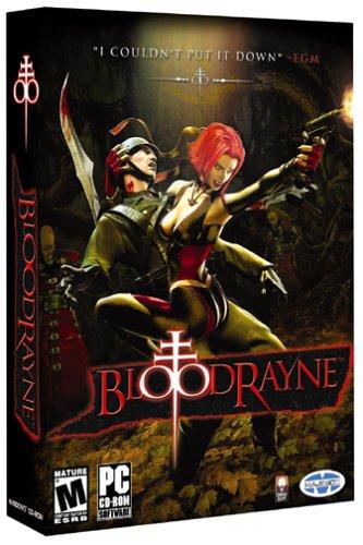 أقوى ألعاب الأكشن الرعب أكثرها دموية Blood Rayne مضغوطه بحجم