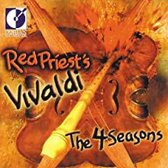 "Read ""Red Priest's Vivaldi: The 4 Seasons"" reviewed by C. Michael Bailey"