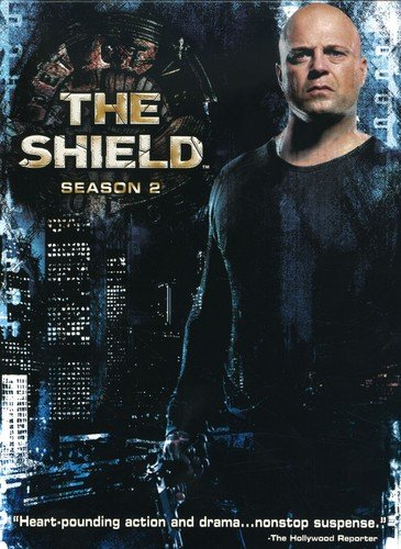 The Shield - The Complete Season 2 DVD