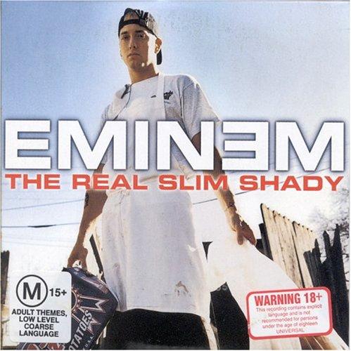 Real Slim Shady [Germany CD]