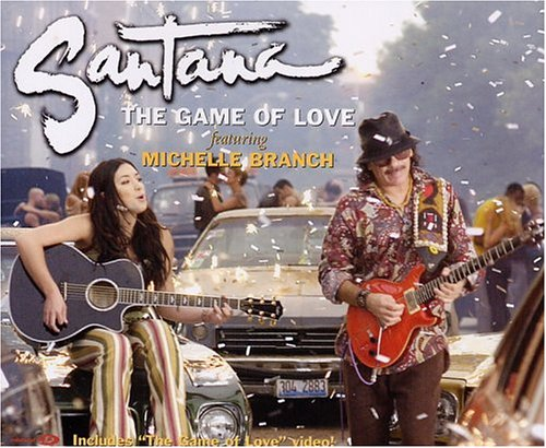 Game of Love [Australia CD]