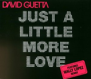 Just a Little More Love [Australia CD]