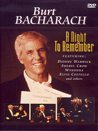 Burt Bacharach - A Night to Remember