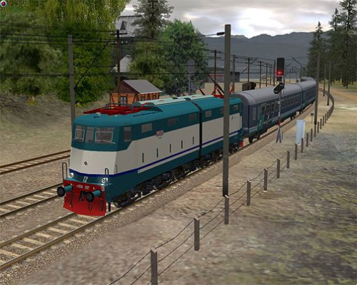 Trainz Railroad Simulator 2004