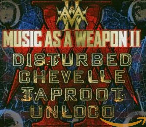 Music as a Weapon II [CD and DVD]