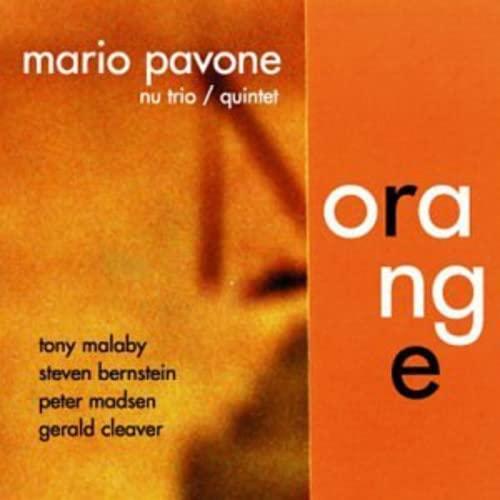Orange by Mario Pavone
