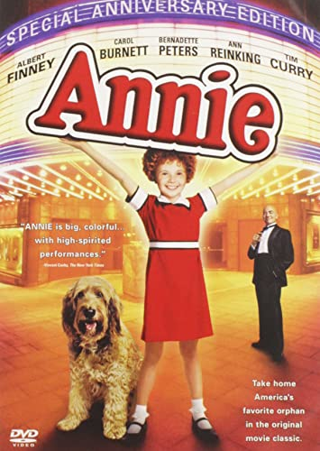 Annie composed by Charles Strouse and Martin Charnin