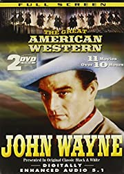 The Great American Western: John Wayne (2…