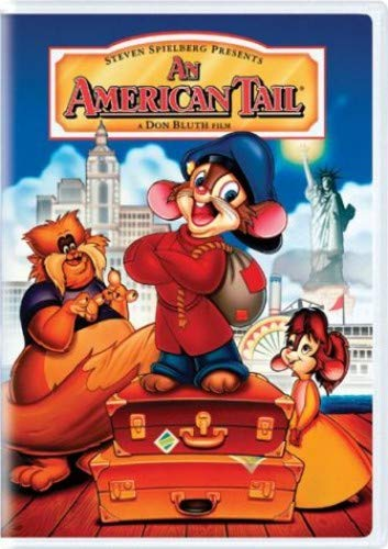 Get An American Tail On Video