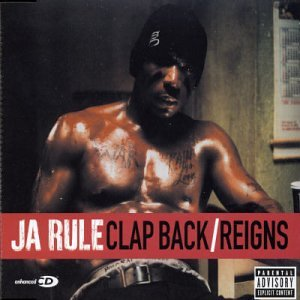 Reign/Clap Back [UK CD]