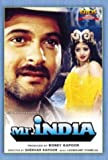 Mr. India (1987) (Movie)