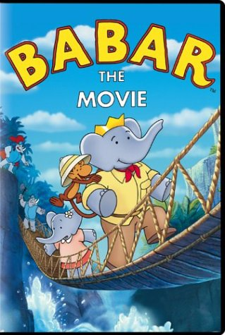 Get Babar: The Movie On Video