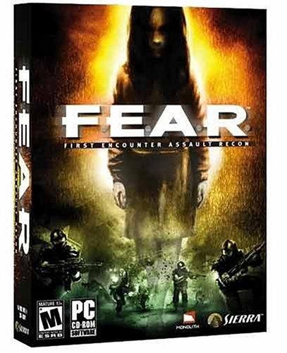 اللعبةالجديدة المثيرة والمشوقه F.E.A.R.: First Encounter Assault Recon