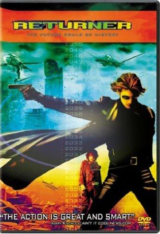 Returner DVD