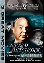 Alfred Hitchcock: Montage of Mysteries by…