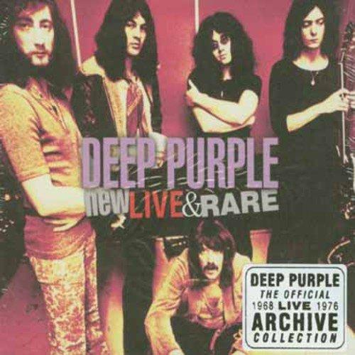 New Live & Rare [Purple]