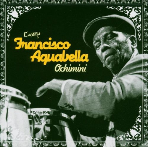 Album Ochimini by Francisco Aguabella
