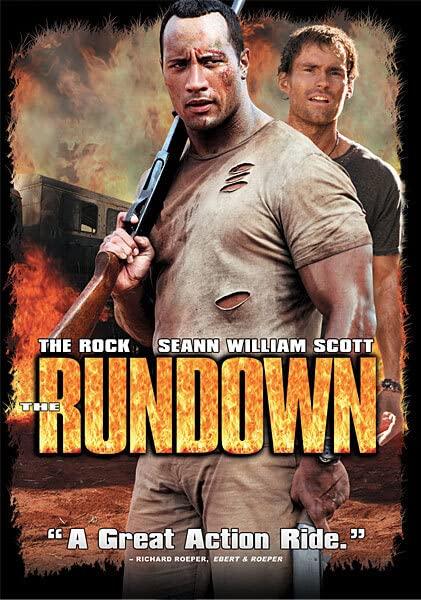 The Rundown  DVD
