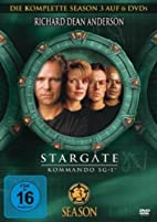 Stargate Kommando SG-1 - Season 03 [6 DVDs]…