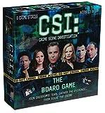 CSI: Crime Scene Investigation The Board Game