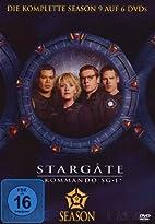 Stargate Kommando SG-1 - Season 09 [6 DVDs]…