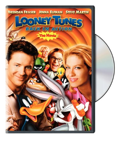 Get Looney Tunes: Back In Action On Video