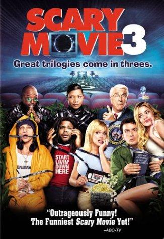 Scary Movie 3  DVD