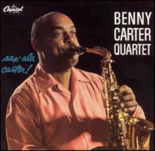 Album Sax ala Carter! by Benny Carter