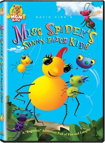 Get Miss Spider's Sunny Patch Kids On Video