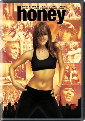 Honey  DVD
