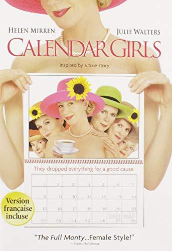 Calendar Girls DVD