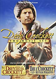 Davy Crockett -Two Movie Set – tekijä:…