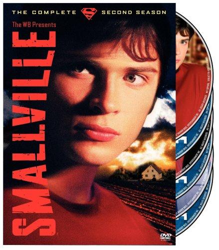 Smallville - Season 2 DVD