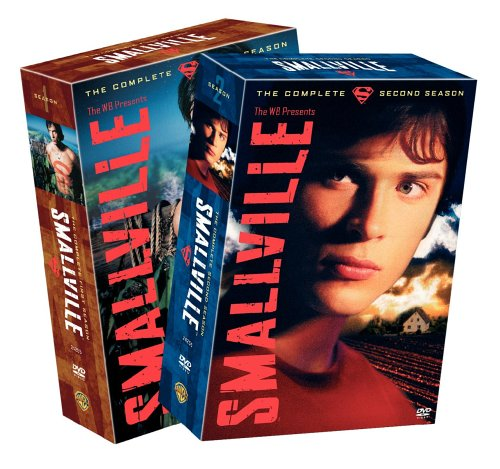 Smallville - The Complete First Two Seasons  DVD