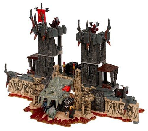 Mega bloks dragons draigar castle instructions