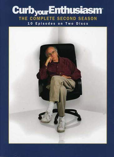 Curb Your Enthusiasm: The Complete Second Season DVD