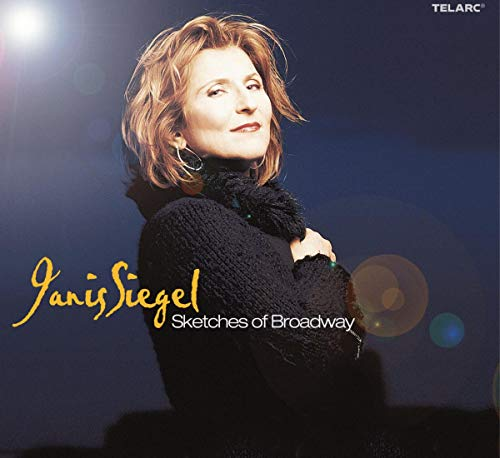 Album Sketches of Broadway by Janis Siegel