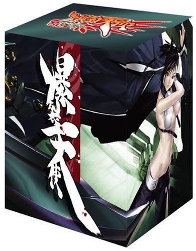 """爆裂天使 特別限定版DVD コレクターズセット 4 """"セイ"""" BOX"""