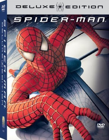 Spider-Man (2002) DVD, HD DVD, Fullscreen, Widescreen, Blu ...