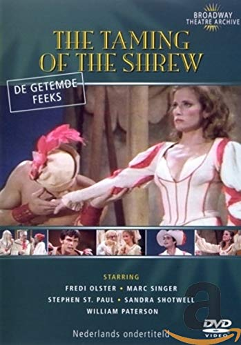 The Taming of the Shrew [Region 2]