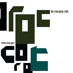 Album Hotel Morgen by To Rococo Rot