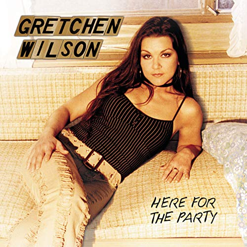 Album Cover: Here For The Party