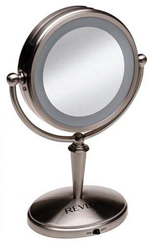Revlon Oval Lighted Magnifying Mirror Rv965 Gosale